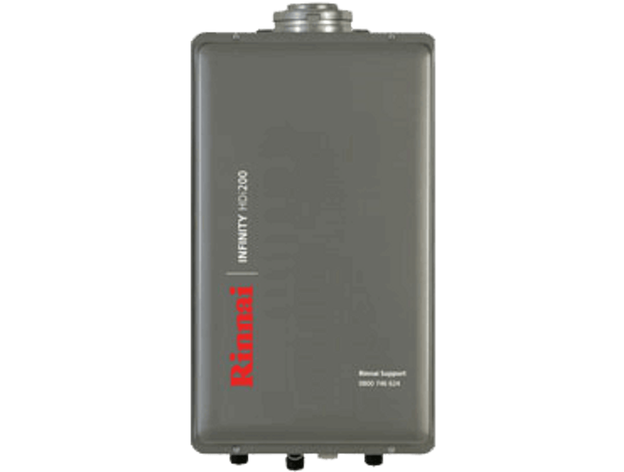 Rinnai Infinity HD200 Internal Gas Water Heater (LP)