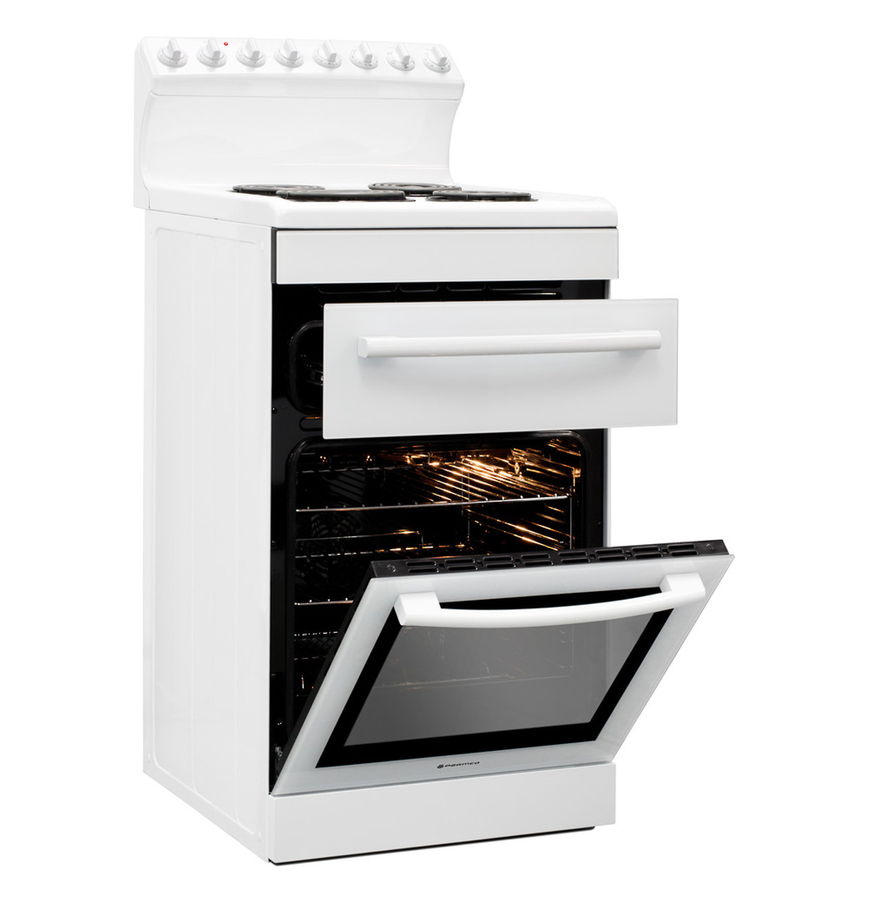 Parmco 540mm Free Standing Stove