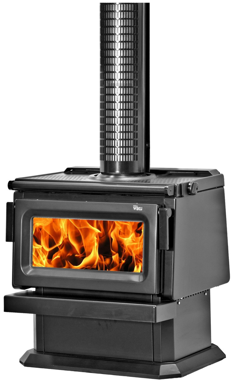 Yunca Wedj 2000 Wood Burner
