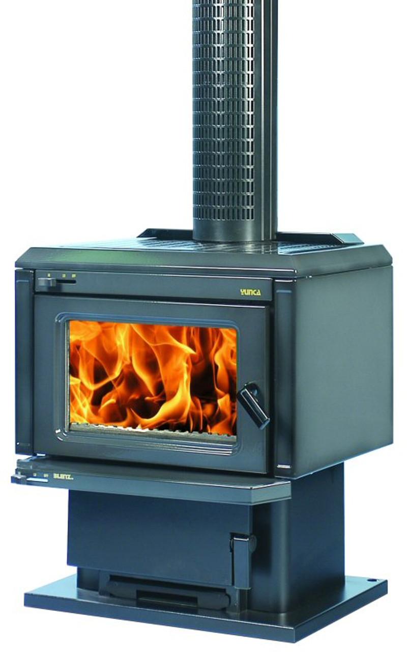 Yunca Blenz Multi-Fuel Burner