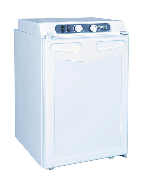 Gasmate 43LT 3-Way Upright Camping Fridge