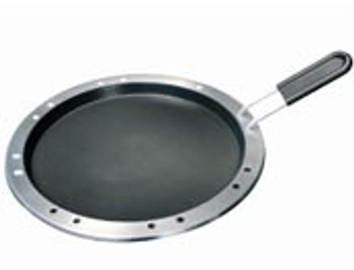Cobb pan & fork