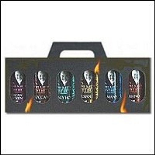 BBQ Gourmet Rubs - Six-pack in Giftbox