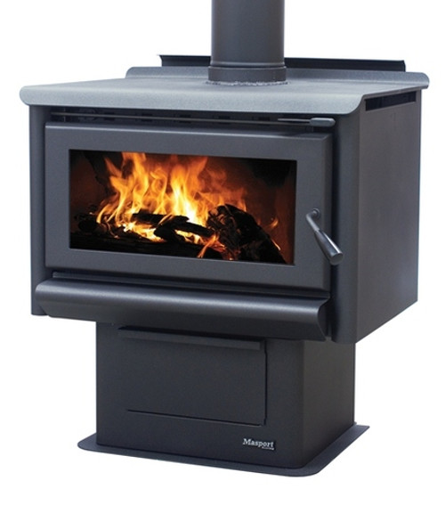Masport Mackenzie R10000 Freestanding Wood Burner