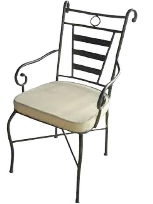 Pohara II Steel Chair