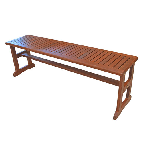 Kea 3 Seater Bench