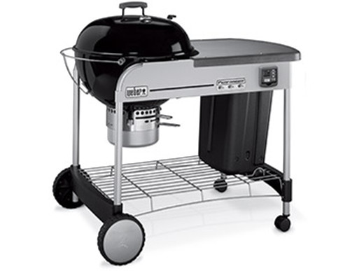 Weber Performer Premium Kettle with Gormet Barbecue System Grill