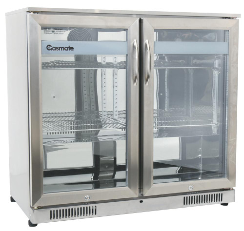 Gasmate Premium 228L Bar Fridge