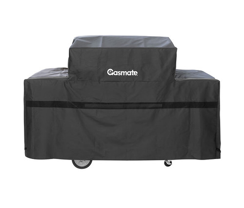 Gasmate 4 Burner Hooded Super Deluxe BBQ Cover