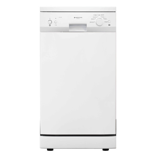 Parmco 450mm Freestanding White Dishwasher