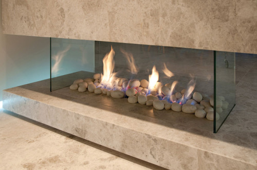 Real Flame Pure Vision Gas Firebox