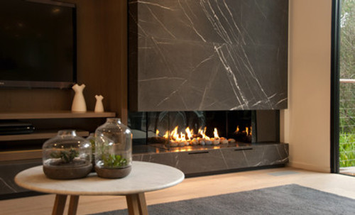 Real Flame Hybrid Gas Fire