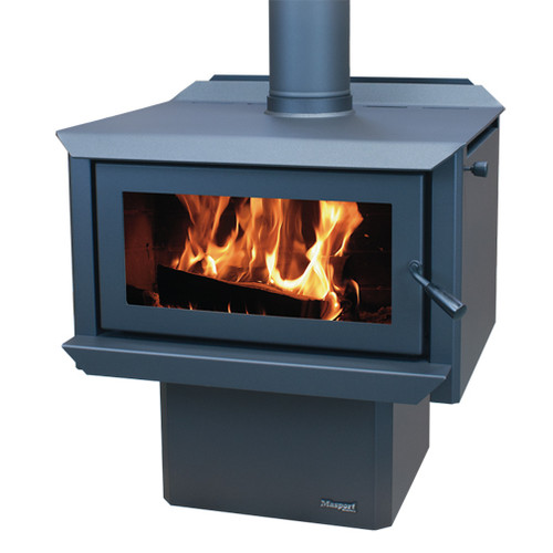 Masport Heartland Freestanding Radiant Wood Burner