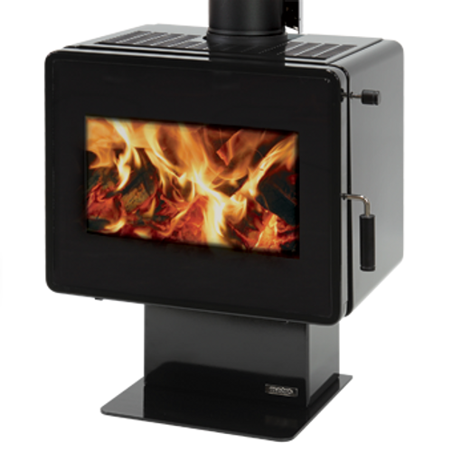 Metro Ambie One Freestanding Wood Fire