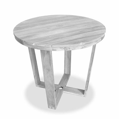 Arura Grey-Wash Teak Outdoor Table