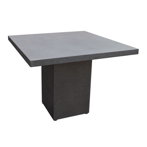 Fiber Cement Square Table