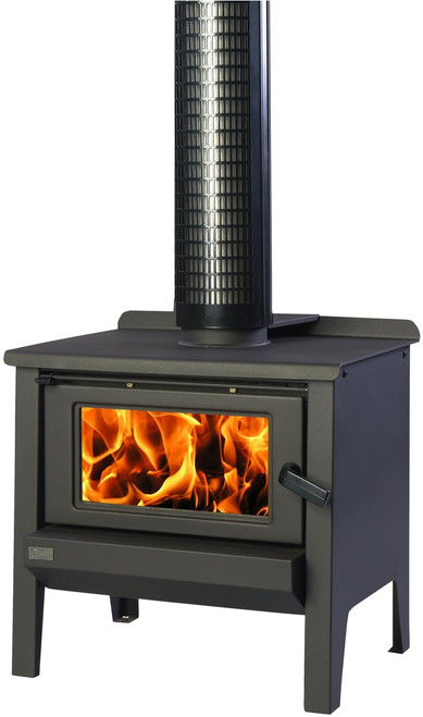Yunca Hobson Wood Burner