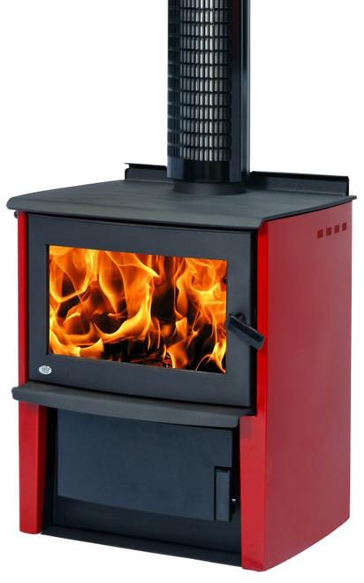 Yunca Monte Euro Multi-Fuel Burner