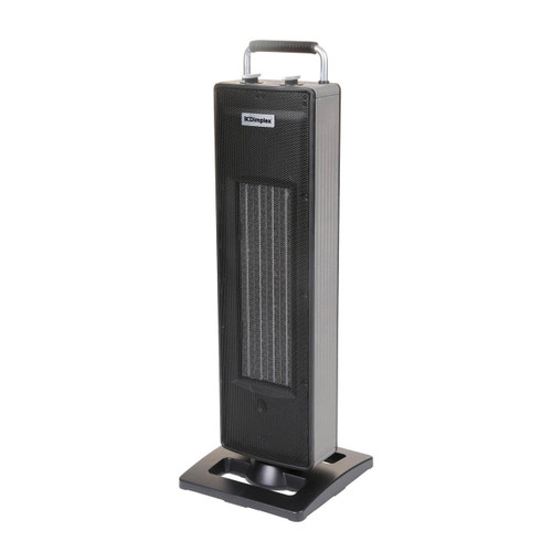 Dimplex 2.4kW Tall Ceramic Heater with Manual Controls
