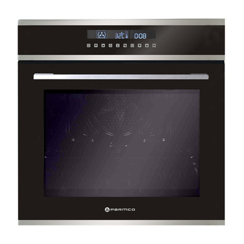 PARMCO 600mm Pyrolytic Oven, 12 Function, Stainless Steel