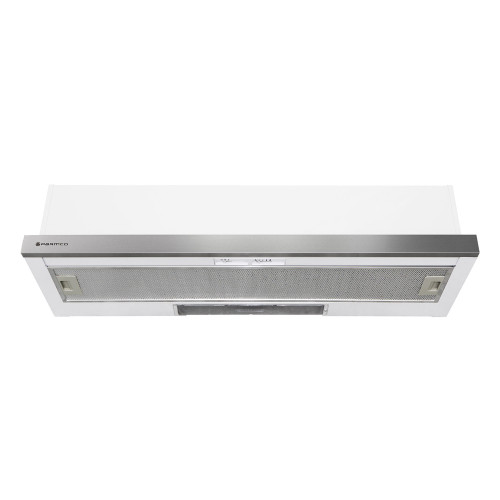 900mm Telescopic Milano Rangehood, Air Capacity Up To 440m3/hour, LED