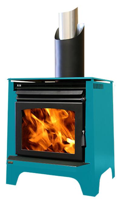 Ethos Phoenix Freestanding Wood Burner