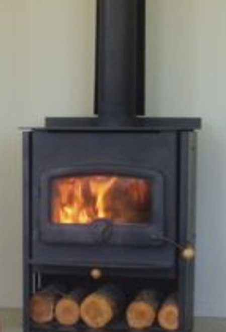 Warmington Lindis freestanding wood burner