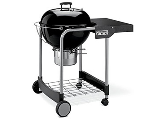 Weber Performer Kettle with Gormet Barbecue System Grill