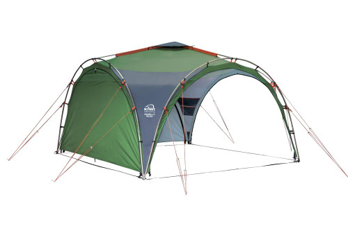 Kiwi Savanna 3.5 deluxe shelter with 2 solid curtains