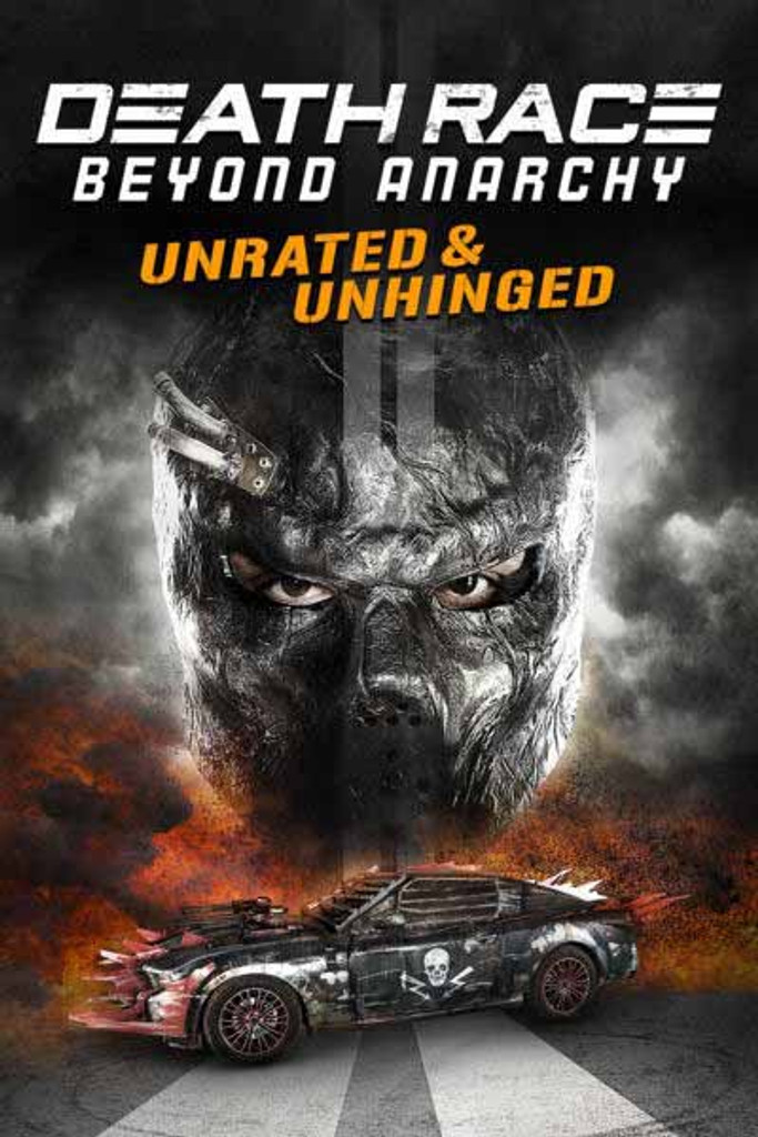 Death Race Beyond Anarchy Unrated & Unhinged