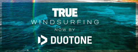 Duotone Windsurfing 2019 in now online ! A new era begins :)
