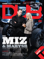 DUB Magazine Issue 101 - The Miz & Maryse cover