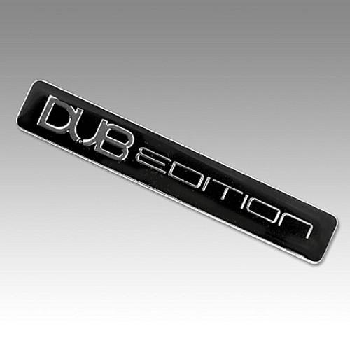 DUB Edition interior emblem