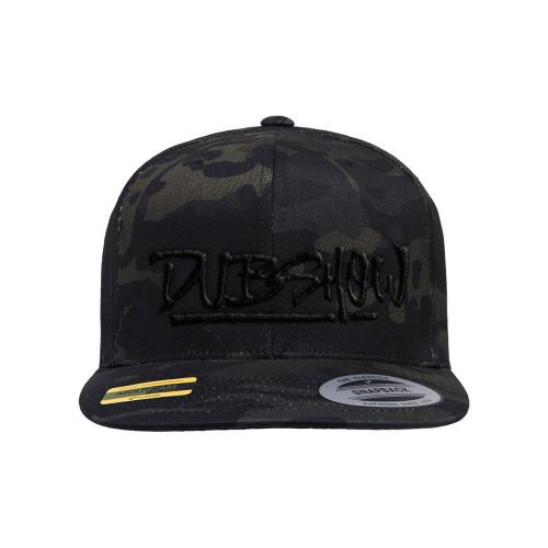 DUB Show Script Snapback - Multicam Black