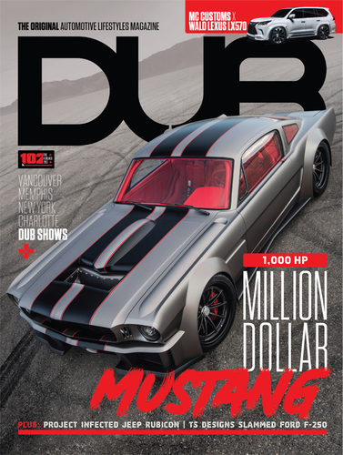 DUB Magazine Issue 102
