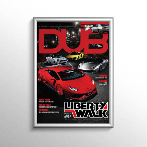 DUB Magazine Poster - Issue 98