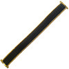 Ladies Twist-O-Flex Romunda, 10-13mm, Black/Gold XL (Speidel)
