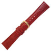 Ladies Embossed Calfskin, Gator (HR-LS135) - Red