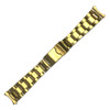 Gold Tone Oyster-Style Bracelet, Screw-Link (HR-MB401)   The Watch Prince