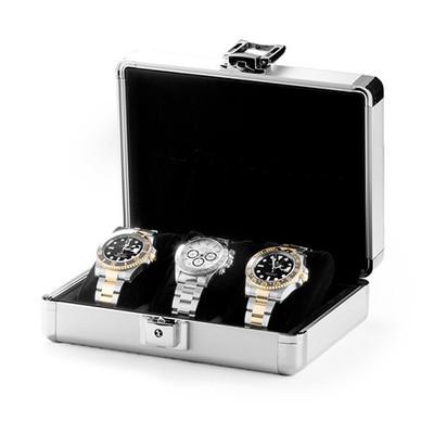Lugano 3 Aluminum Watch Case (Orbita)