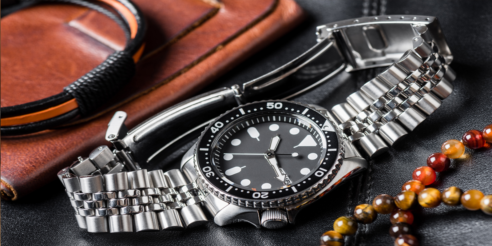 High Quality Metal Watch Bands | The Watch Prince