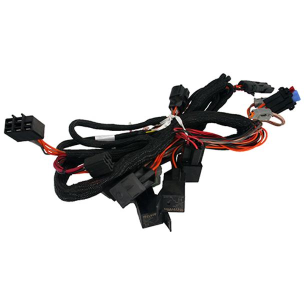 Hustler sport wiring
