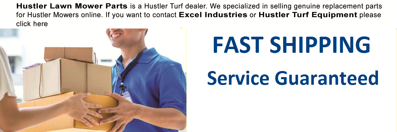 hustler mover parts