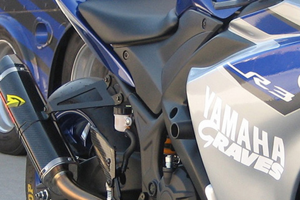 GRAVES MOTORSPORTS INTRODUCES RACE-PREPPED YAMAHA YZF-R3