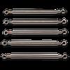 Studio Standard Reformer 5 Spring Kit
