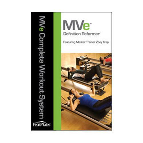 Mve 174 Definition Reformer Workout Dvd Peak Pilates Us En