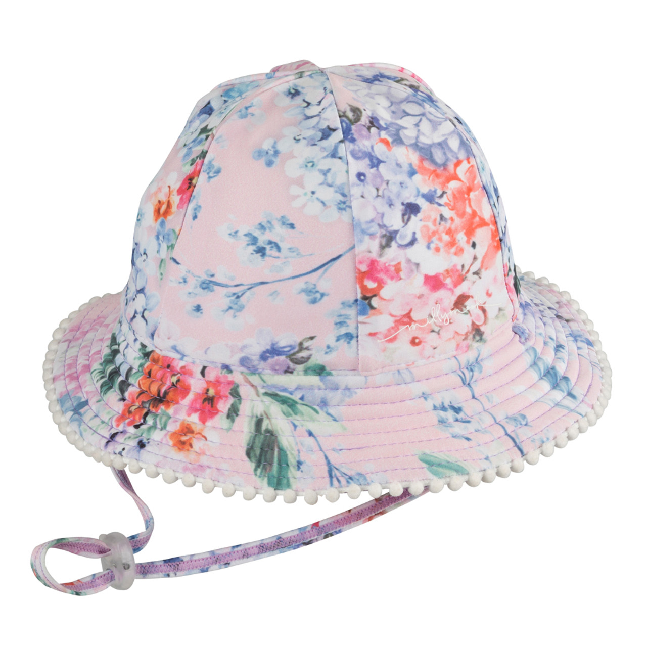 Milly Mook Summery Girls Floppy Hat - Coco (LG) - Dear-Born Baby feb5f1a4122