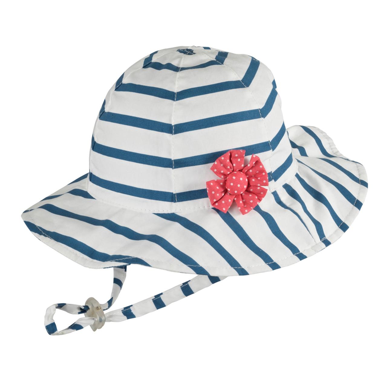 Milly Mook Summery Girls Bucket Hat - Skipper (SM) - Dear-Born Baby 8ae9ac5661c