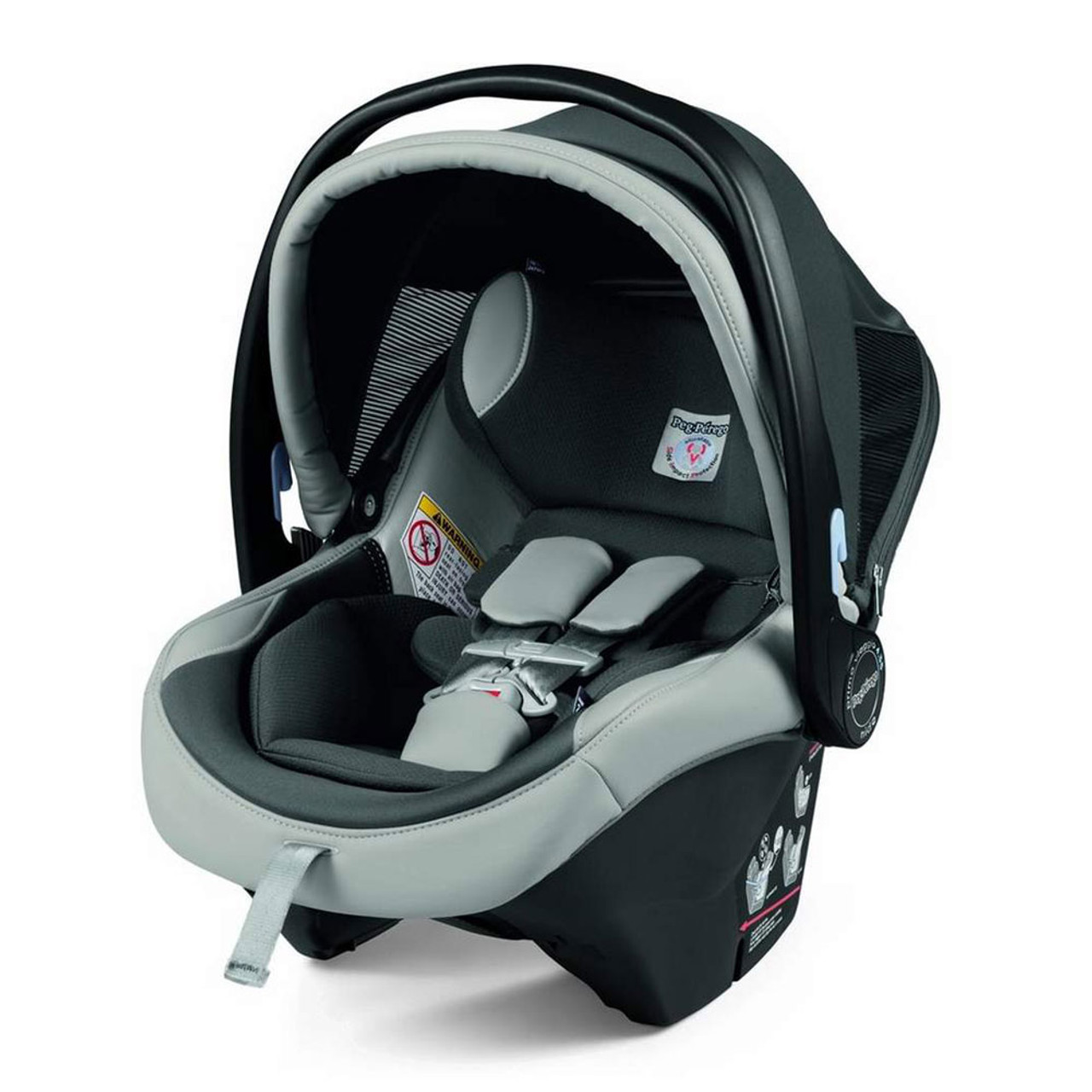Peg Perego Primo Viaggio Nido 4 35 Infant Car Seat Eco Leather