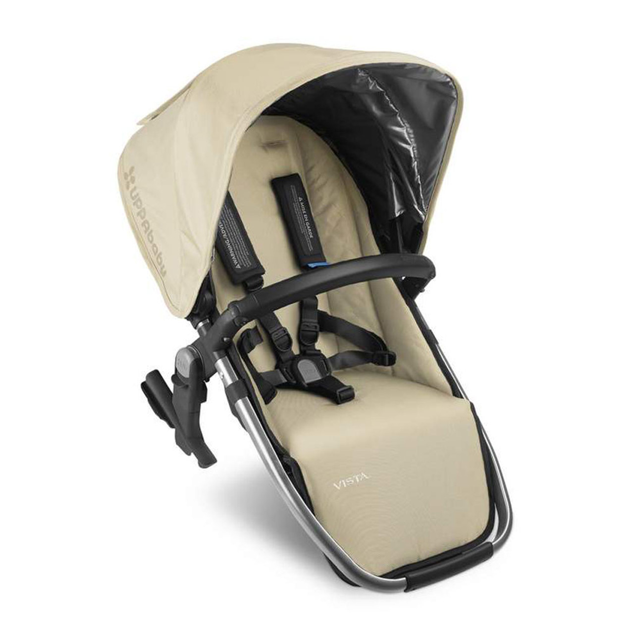 UPPABaby Vista RumbleSeat 2015 - Lindsey (Wheat) - Dear-Born Baby